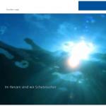 Neue Startseite der Firma wirDesign