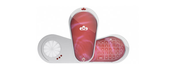 Design - Pomegranate Phone
