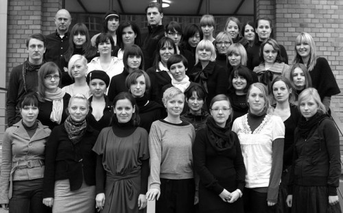 Berlin Fashion Week 2009 - Studenten