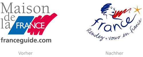 Neues Logo für Franceguide.com la France