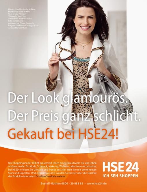 HSE24 Dachmarkenkampagne