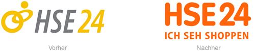 HSE24 Logo Design