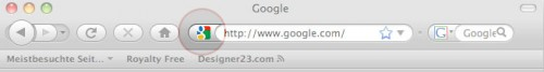 Design - Google Favicon
