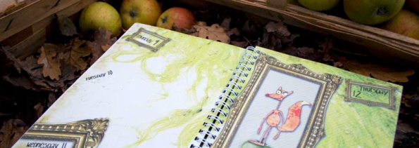 Prinz Apfel Kalender 2009