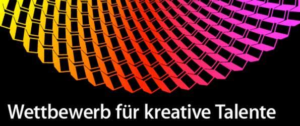 Apple Wettbewerb kreative Talente