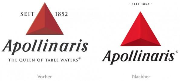 Apollinaris Logo
