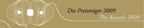 Designpreis 2009 - Die Preisverleihung