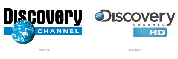Design - Discovery Channel Logo Redesign