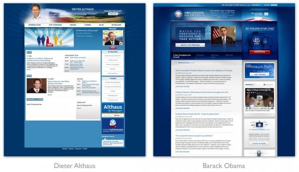 Althaus vs. Obama
