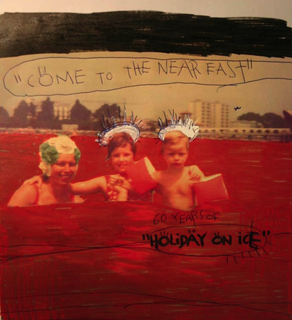 Design - come to the near east
