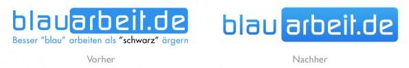 Logo Blauarbeit.de