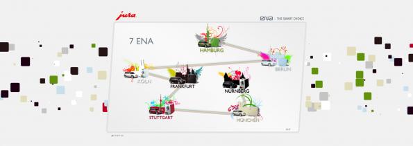 ENA Styling Tour 2009