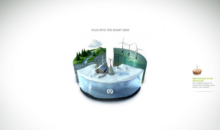 Design - Plug into the smart Grid