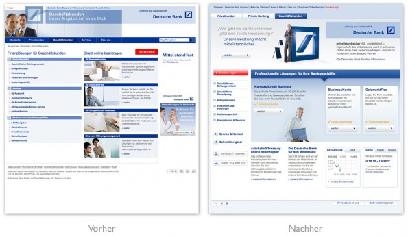 Deutsche Bank Geschäftskunden