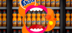 Fanta Display