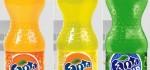 Fanta Flaschen
