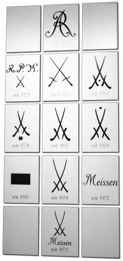 meissen mit neuem logo designbote. Black Bedroom Furniture Sets. Home Design Ideas