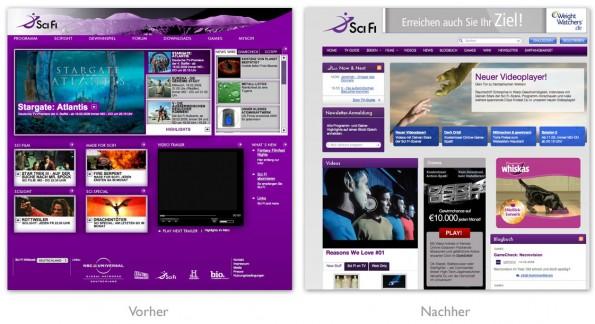 Design - SciFi Online