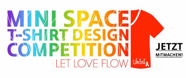 MINI Space T-Shirt Design Competition