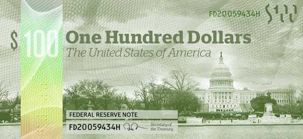 Dollar Redesign
