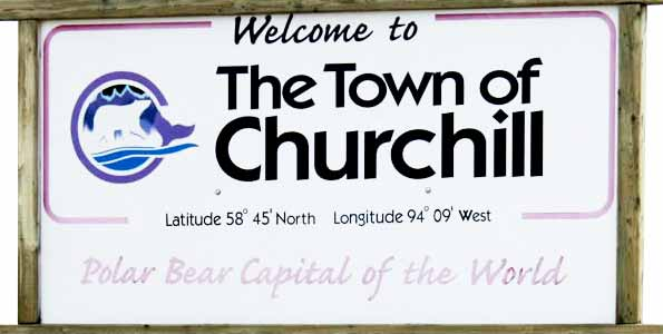 The Town of Churchill