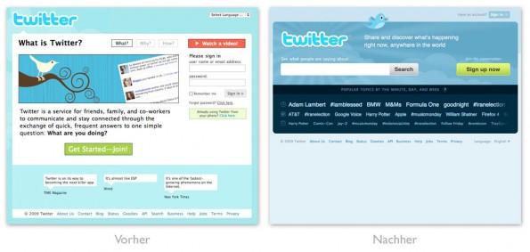 Design - Twitter Redesign