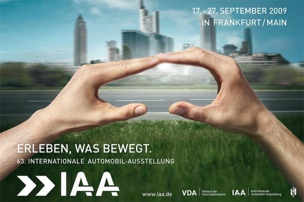 Design - IAA Plakat 2009