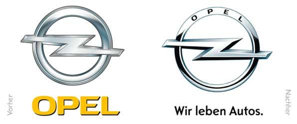 Design - Opel Logo 2009