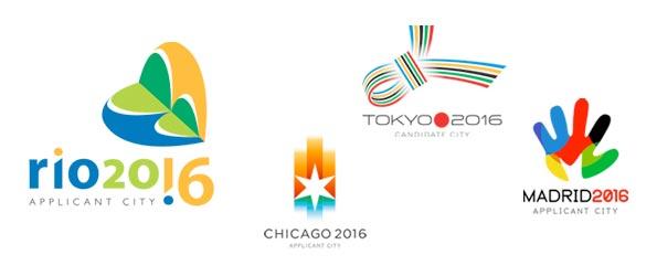 Design - Logos Olympiade 2016