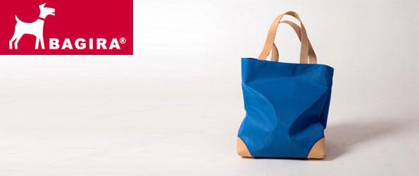 Design - BAGIRA Tasche aus Turnmattenstoff