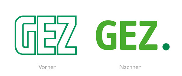 GEZ Logo neu