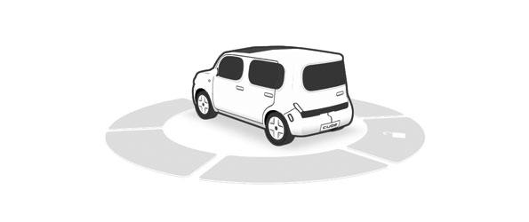 Design - Nissan Cube