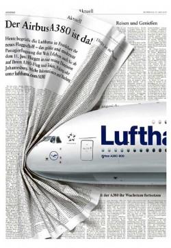 Airbus A380 (aus FAZ)