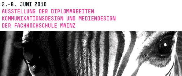 Design - Diplomschau Mainz 2010