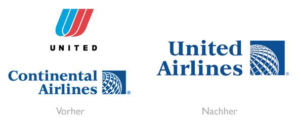 Design - United Airlines Logo