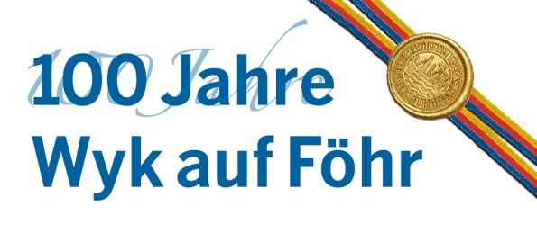 100 Jahre Wyk auf Föhr
