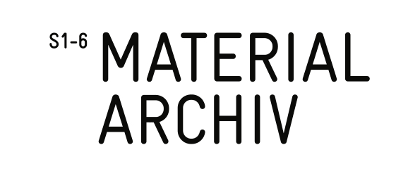 Material Archiv