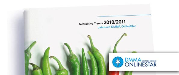 Jahrbuch DMMA OnlineStar 2010/2011