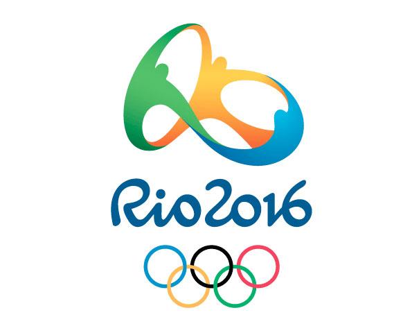 Design - Logo der Olympischen Sommerspiele 2016 in Rio de Janeiro