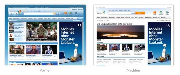 MSN Relaunch 2011