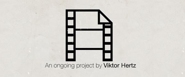 Viktor Hertz » Piktographische Filmplakate