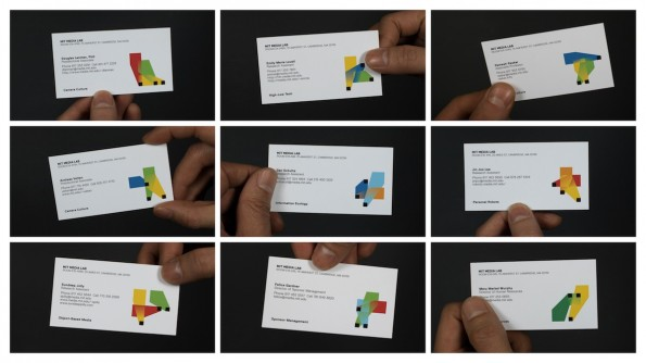 MIT Business Cards