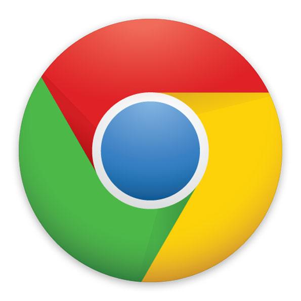 Google Chrome Eigenes Design
