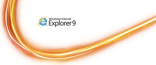 Design - Internet Explorer 9