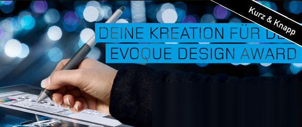 evoque design award