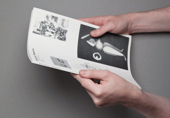 Magazin-Entwurf