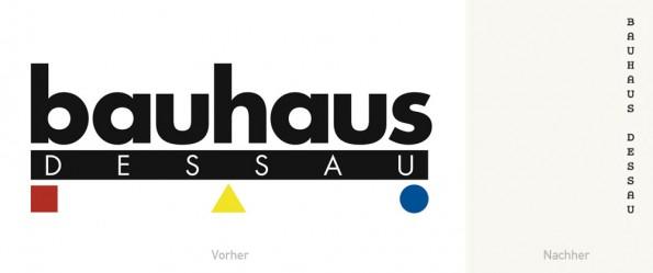 Stiftung Bauhaus Dessau Logo 2011