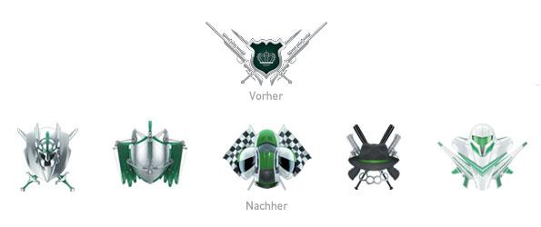 Design - Neues Logo von Gamer.ru