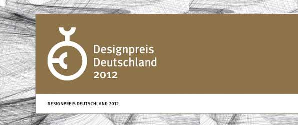 designpreis deutschland 2012 designbote. Black Bedroom Furniture Sets. Home Design Ideas