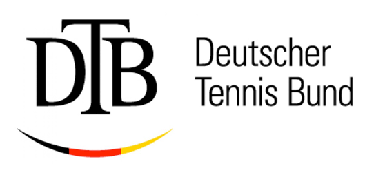 Deutscher Tennis Bund Logo inkl. gesamt
